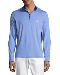Ralph Lauren Golf - Signature Pullover Sweatshirt - Lyst
