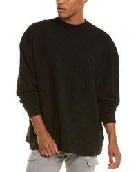 Unravel Project Jersey T-shirt - Black