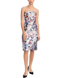 J.Crew Sheath Dress - Blue