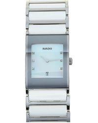 Rado Stainless Steel & Ceramic Watch - Multicolor