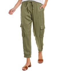 Vince Camuto Cargo Pant - Green