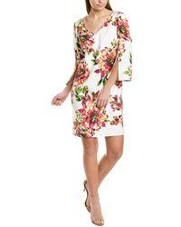 Trina Turk Sandcastle Mini Dress - White