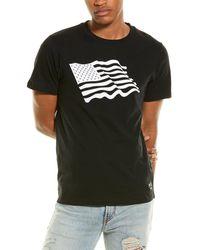 Wesc Max Icon Patriot T-shirt - Black