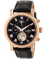 Heritor Men's Winston Watch - Multicolor