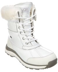 UGG Women's Adirondack Iii Waterproof Patent Boot