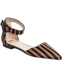 Frances Valentine - Lydia Pointed-toe Flat - Lyst