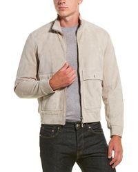 Brunello Cucinelli Suede Leather Vest - Multicolour