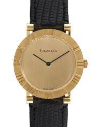 Tiffany & Co. - Vintage Tiffany & Co. Atlas Watch, 31mm - Lyst