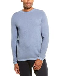 Theory - Grego Wool-blend Sweater - Lyst