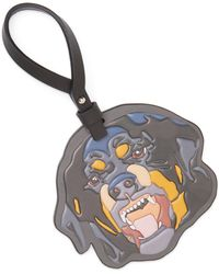 Givenchy Rottweiler Keychain - Pink