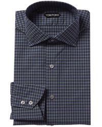 Tom Ford Dress Shirt - Blue