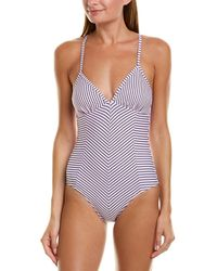 Splendid Thin Blue Line Removable Soft Cup One-piece - Pink