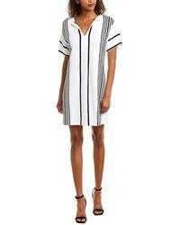 St. John - Boucle Shirt - Lyst