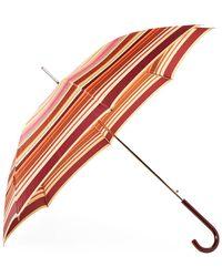Missoni Marta Striped Umbrella - Multicolour