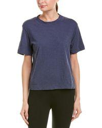 Vimmia Isle Classic Box T-shirt - Blue