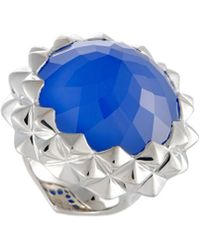 Stephen Webster - Silver 41.05 Ct. Tw. Gemstone Ring - Lyst