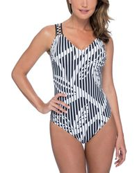 Gottex - Bamboo One-piece - Lyst