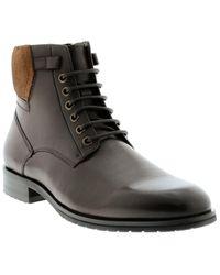 Zanzara Kenz Leather Boot - Brown