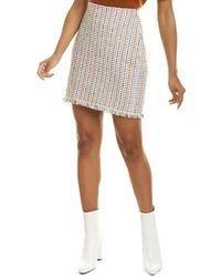 Tory Burch Hollis Skirt | 104 | Pencil Skirts - White