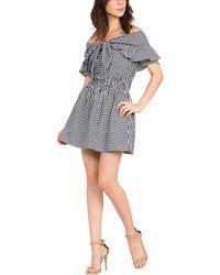 Dance & Marvel - Off-the-shoulder Dress - Lyst