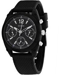 Guess Classic Watch - Black
