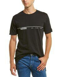 Zanerobe Below Flintlock T-shirt - Black