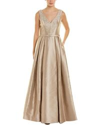 THEIA Gown - Metallic