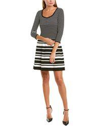 Nanette Lepore Sweaterdress - Black
