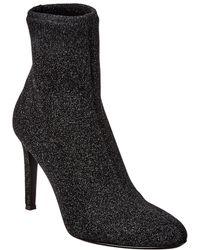 Giuseppe Zanotti Celeste Glitter Boot - Black