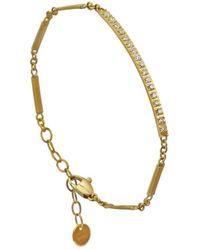 Marco Bicego Goa 18k Two-tone 0.34 Ct. Tw. Diamond Bracelet - Metallic