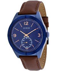 Guess Men's Watch - Blue