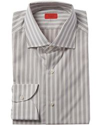 Isaia Dress Shirt - Gray
