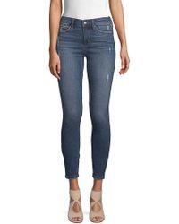 Joe's Patrice Skinny Ankle Jeans - Blue