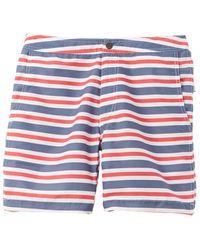 Onia Calder Swim Trunk - Blue