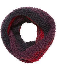 Genie by Eugenia Kim Dakota Knit Infinity Scarf - Multicolour