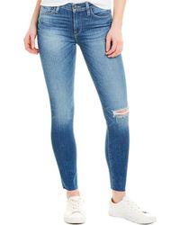 Hudson Jeans Nico Haverford Super Skinny Leg - Blue