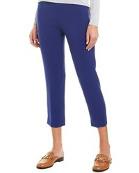 Theory Basic Pull-on Pant - Blue