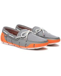 Swims Men's Stride Lace Loafer - Multicolour