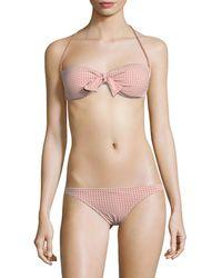 Melissa Odabash Aruba Two-piece Swimsuit - Pink