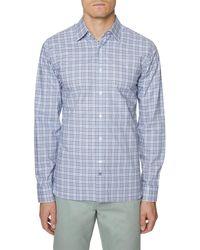 Hickey Freeman Polo Shirt - Blue