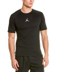 Under Armour 23 Alpha Dry Short-sleeve Top - Black