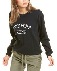 Sub_Urban Riot Sub_urban Riot Comfort Zone Willow Sweatshirt - Black