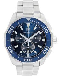 Tag Heuer Tag Heuer Aquaracer Watch, Circa 2000s - Blue