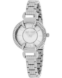 Just Cavalli Women's Luxury Watch - Metallic