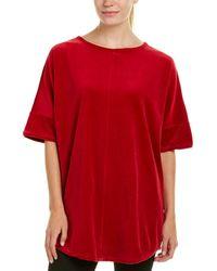 Joan Vass Tunic - Red