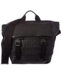 Givenchy Messenger Bag - Black