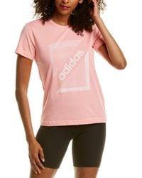 adidas T-shirt - Pink