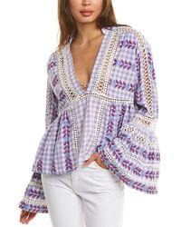 Dodo Bar Or Angel Shirt - Purple