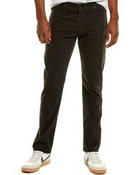 AG Jeans Everett Dark Wash Slim Straight Leg - Black