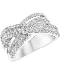 Diana M. Jewels - . Fine Jewelry 18k 1.47 Ct. Tw. Diamond Ring - Lyst